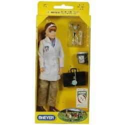 Muñeca Veterinaria Laura