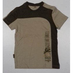 Camiseta EQUITHEME bicolor