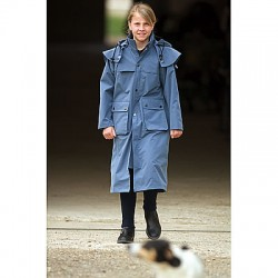 "Impermeable ""Riding coat"" infantil"