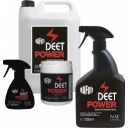 Naf Off Deet Power repelente 750 ml.
