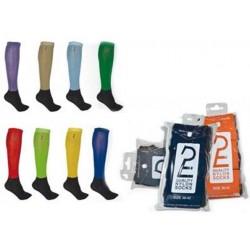 Calcetines colores pack de 3