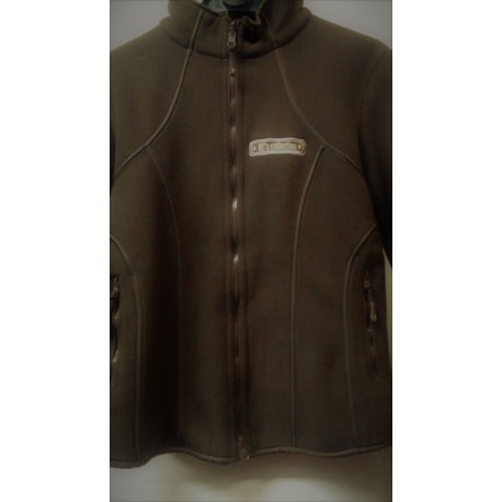 Chaqueta chocolate Ekkia