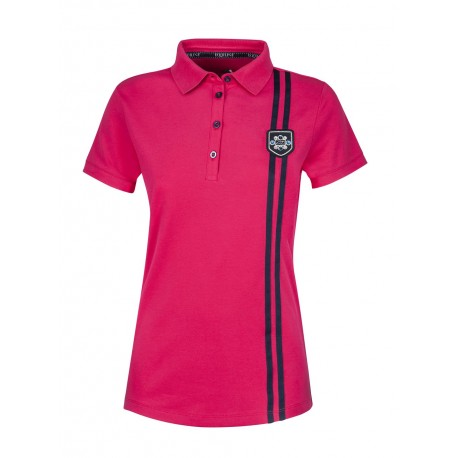 POLO EQUILINE MUJER ROYAL