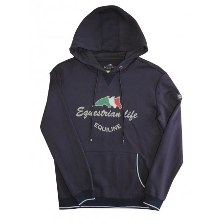 SUDADERA EQUILINE HOMBRE ANSON