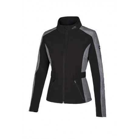 CHAQUETA SOFTSHELL EQUILINE MUJER DEA