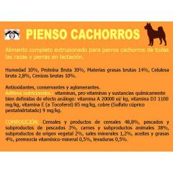 PIENSO CACHORROS