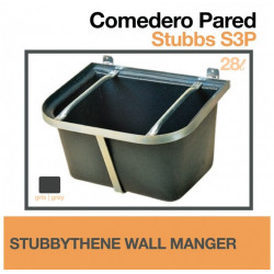 Comedero pared STUBBS