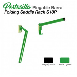 PORTASILLA PLEGABLE BARRA