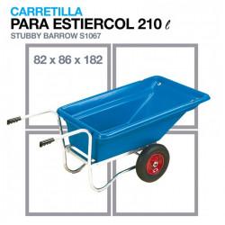 Carretilla 210L