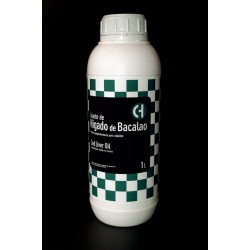 Aceite de Hígado Bacalao