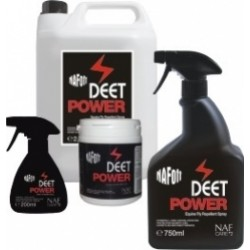 Naf Off Deet Power repelente 750 ml.