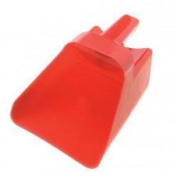 Cazo medidor pienso plastico