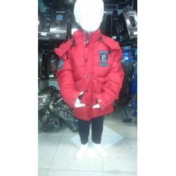 Cazadora bomber niño EQUILINE BED