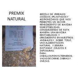 PREMIX NATURAL